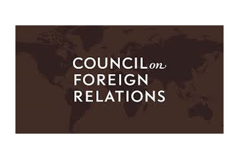 Conucil on Foreign Relations